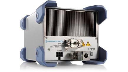 R&S®SAM100 СВЧ-усилитель от 2 ГГц до 20 ГГц. 20 Вт