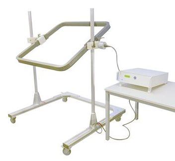 испытательная установка для магнитных полей