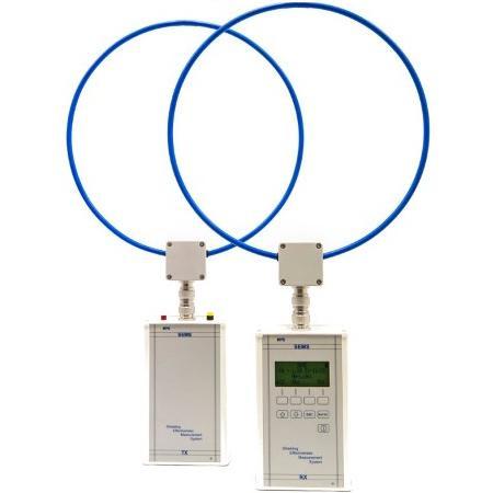 Система для измерений эффективности экранирования. SEMS