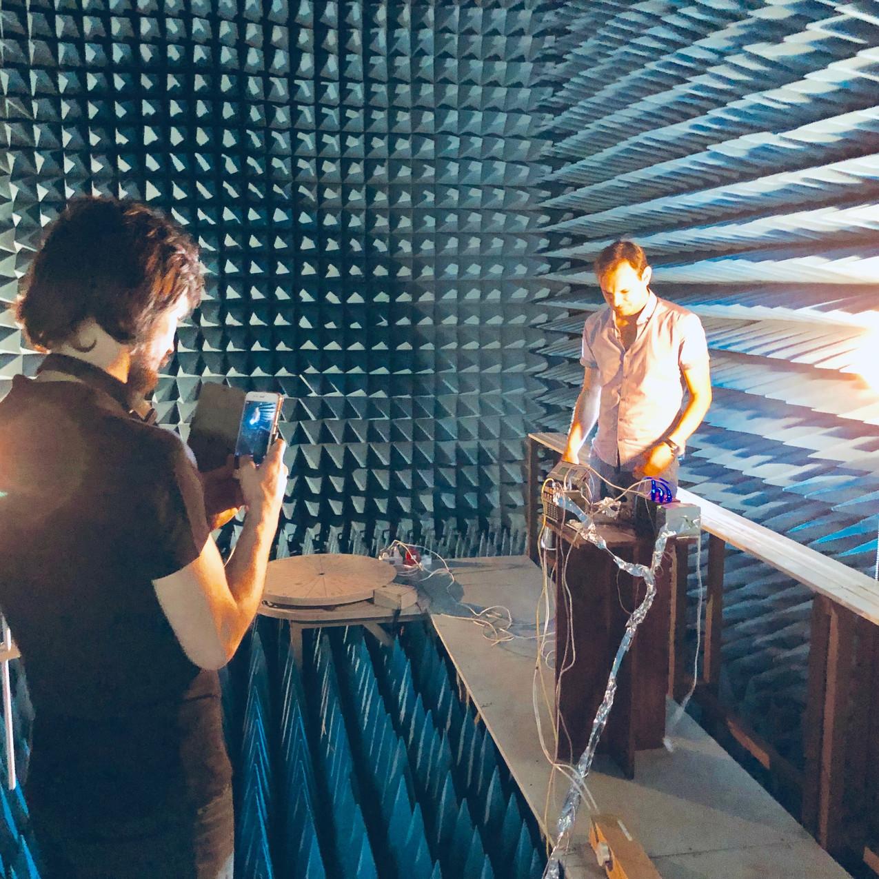 Воздействия радиочастотного поля на цифровые порты и токовые сигналы автоматики