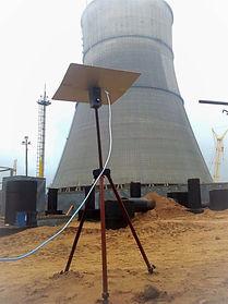 Emctestlab измерения электромагнитной обстаноке на объекте АЭС