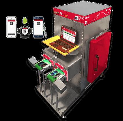 Реверберационная камера EMITE для тестирования беспроводных устройств