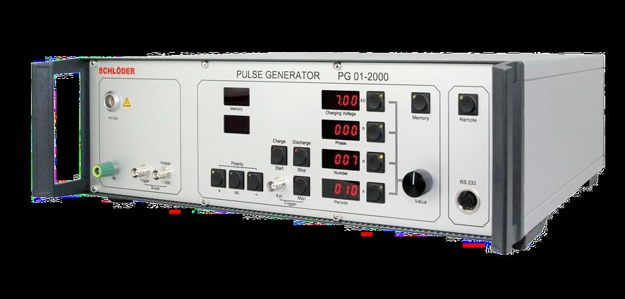 Schlöder PG 01-2000 Испытательный генератор