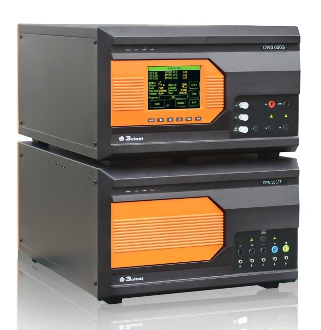 3CTEST CWS Имитаторы импульсов большой для МЭК 61000-4-5, МЭК 61000-4-9, IEC 61326, IEC 61850-3, IEC 60255-22-5