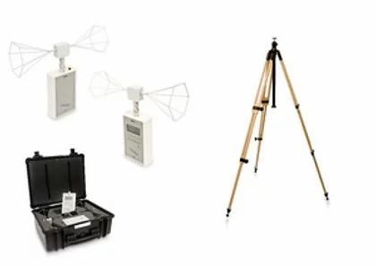 Измерительный комплект генератор+усилитель+измеритель для оценки экранов помещений