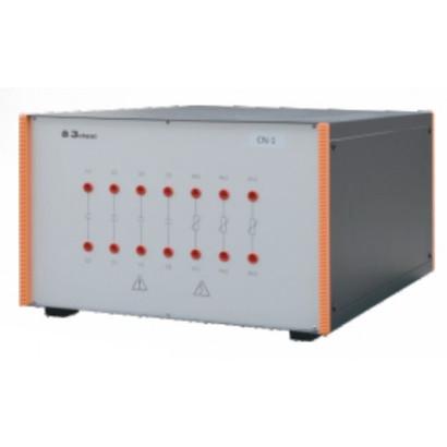 Устройство связи для ввода помех ударов молний для КТ-160 раздел 22 3CTEST