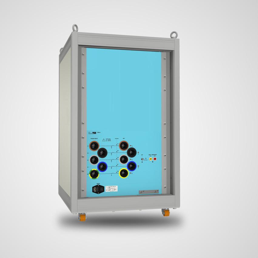УСР для испытаний зарядных станций до 200А