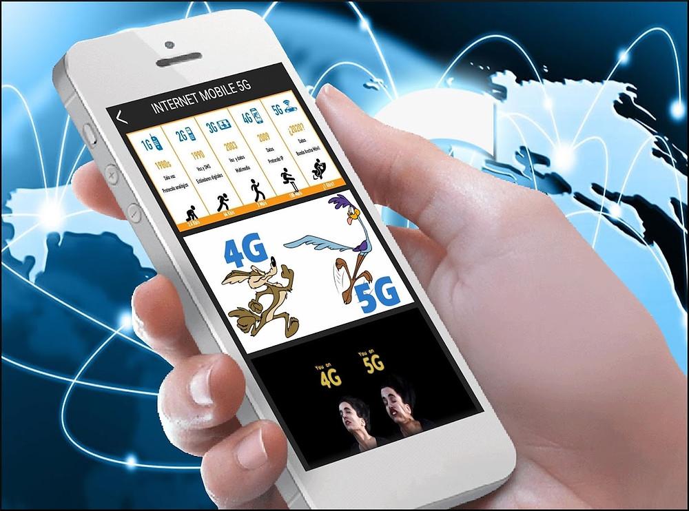 5G широкополосный интернет
