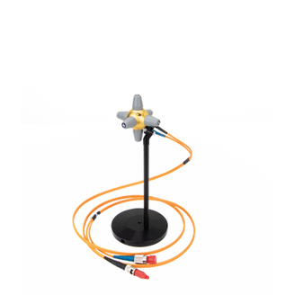 Волоконно-оптический изотропный датчик поля с лазерным питанием RSS2010IR с 9кГц