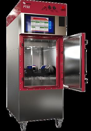 Реверберационная камера PT50 для испытаний OTA до 8 устройств одновременно