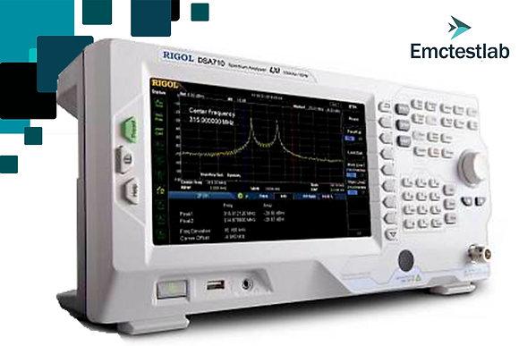 Самый дешевый анализатор профессиональный Rigol DSA710