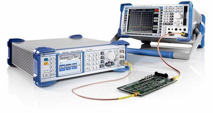генератор синусоидальных сигналов для ЭМС SMB100A