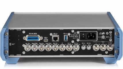 signal senerator R&S EMC SMB100B rear panel