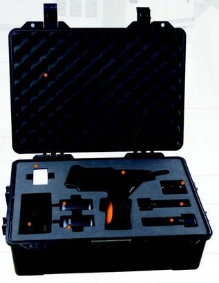 Генератор ЭСР 3СTEST со встроенными измерениями температуры и влажности