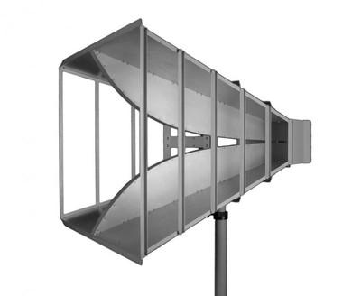 Широкополосные рупорные антенна рупорная Schwarzbeck BBHA 9120x 200МГц - 2ГГц