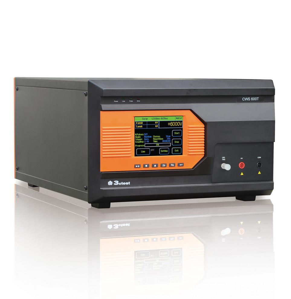 Имитатор микросекундных импульсов большой энергии (перенапряжений CWS 600T
