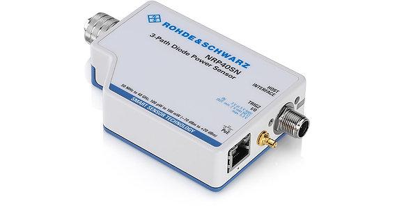 R&S®NRP40SN — 3-канальный диодный датчик мощности