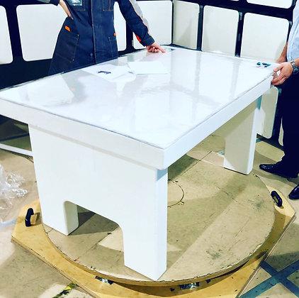 неотражающий стол бля безэховой камеры