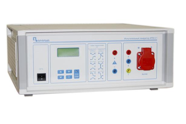 Испытательный генератор микросекундных помех НПП ПРОРЫВ ИГМ 4.1