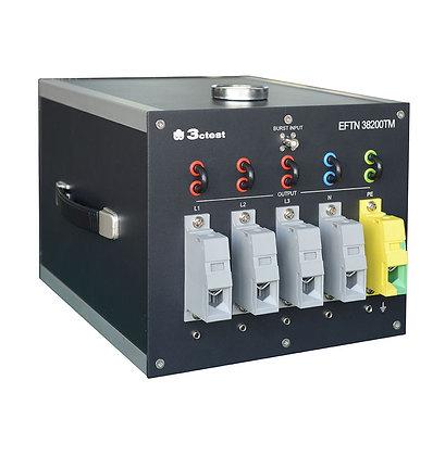 Мощное внешнее импульсное устройство связи-развязки для НИП IEC 61000-4-4