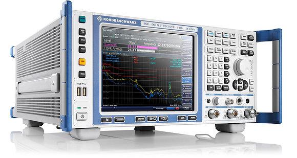 Измерительный приемник электромагнитных помех R&S®ESR