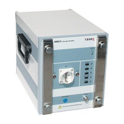 Эквивалент сети TESEQ NNB 51 для измерения радиопомех в сети