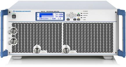 R&S®BBA150-BC500 Усилитель мощности класса А 80 - 1000 МГц для ЭМС