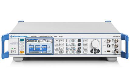 генератор сигналов SMA100A Rohde&Schwarz