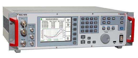 Генератор кондуктивных синусоидальных помех NSG 4070C