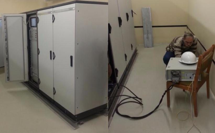 испытания на ЭМС на атомной станции