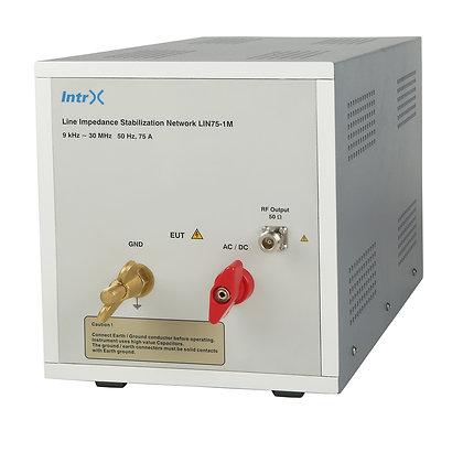 V-образный эквивалент LIN100-1M для испытаний на ЭМС ИТС с током до 100А