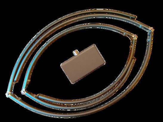 магнитная рамка Emctestlab для КТ-160  ГОСТ Р 56529  RTCA/DO-160  ГОСТ РВ 6601-001  MIL-STD-461/462  ГОСТ Р 50414 / ГОСТ 30373
