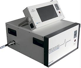 Компактный испытательный генератор Replex HEMP-CLP-450A для испытаний по MIL-STD-188-125
