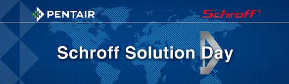 Schroff Solution Day семинар в Москве