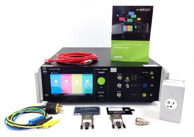 генератор Emtest UCS 500N5 для МЭК 61000-4-4/4-5/4-8/4-9/4-11/4-29