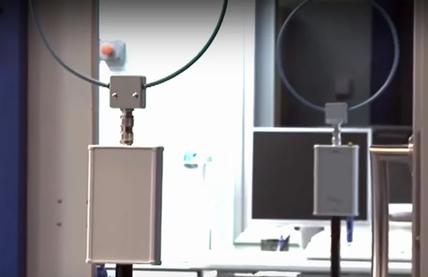 Излучение МРТ и экранированных корпусов. Установка для оценки излучений SEMS