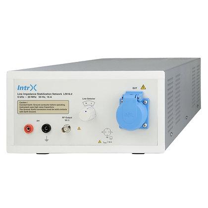 LIN100-2 Однофазный эквивалент сети (LISN) до 100 А СИСПР 16-1-2