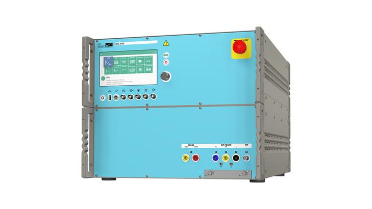 IMU-MGE испытательная система