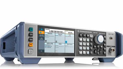 генератор сигналов SMB100B для испытаний на ЭМС