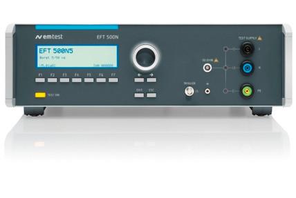 EFT 500N5 Испытательный генератор наносекундных помех IEC 61000-4-4