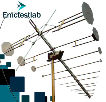 Логопериодическая антенна Fsant S12014/5 с 20МГц