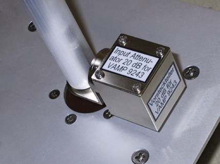 Антенны измерительные штыревые VAMP 9243
