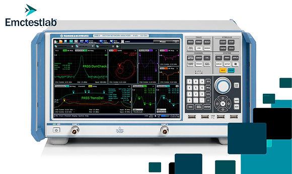 Векторный анализатор цепей R&S®ZNB