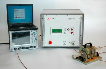 Импульсная испытательная система Montena POG/PG-CS106/114/115/116 для испытнаий на ЭМС по ГОСТ РВ 6601-001 и КТ-160