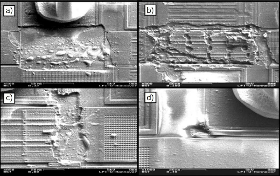 Пробой изолирующих слоев печатных плат от электромагнитных мощных воздействий IEC 61000-4-36