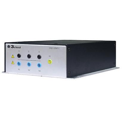 Специализированные вспомогательные развязывающие устройства 3CTEST SND-10NF