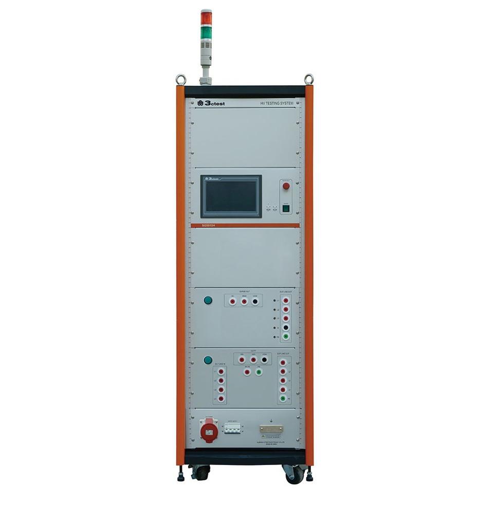 Автоматический имитатор помех микросекундных помех SG 5010H