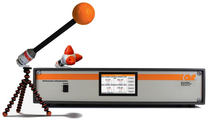 оптоволоконный изотропные датчики Amplifier research для калибровки поля IEC 61000-4-3 / o-160 / ГОСТ РВ 6601-001
