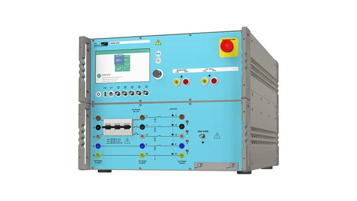 Испытательная система колебательных затухающих помех DOW-CG1 для IEC 61000-4-18