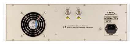 CBA 230M-080  ВЧ усилитель для IEC 61000-4-6 задняя панель
